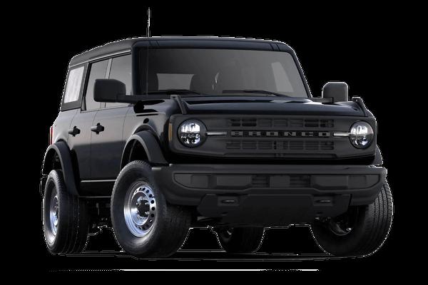 Ford Bronco VI (U725) SUV