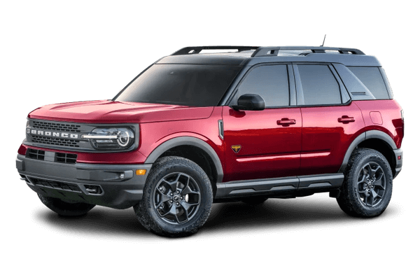 Ford Bronco Sport wheels and tires specs icon