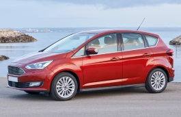 Ford C-MAX wheels and tires specs icon