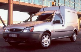 Ford Courier Facelift Box