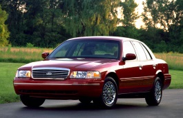 Ford Crown Victoria II Limousine