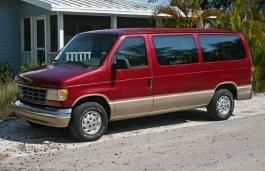 フォード エコノラインE-150 IV バン