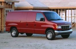 roues et icone de spécifications de pneus pour Ford E-250 Econoline