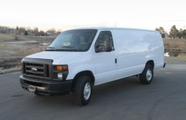 opony do Ford E-350 Econoline IV Facelift [2008 .. 2019] MCV