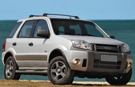 opony do Ford EcoSport I Restyling [2007 .. 2012] SUV, 5d