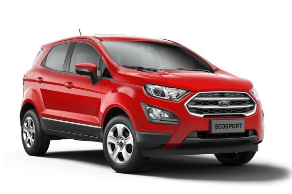 Ford EcoSport wheels and tires specs icon