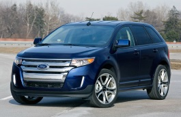 Ford Edge I Facelift Suv