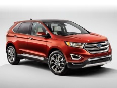 Ford Edge CD4 Closed Off-Road Vehicle