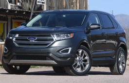 Icona per specifiche di ruote e pneumatici per Ford Edge