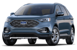Ford Edge II Facelift SUV