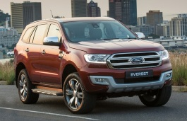 opony do Ford Endeavour III [2015 .. 2018] [SAM] SUV, 5d