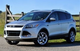 Ford Escape III SUV