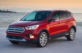 Ford Escape III Facelift SUV