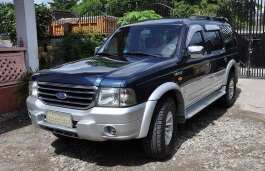Ford Everest I SUV