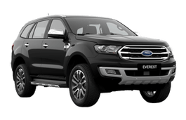 Ford Everest III Restyling SUV