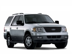 Ford Expedition U222 Closed Off-Road Vehicle