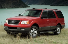 Ford Expedition II (U222) SUV