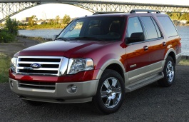 Ford Expedition III (U324) SUV