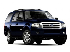 Ford Expedition U324 Closed Off-Road Vehicle