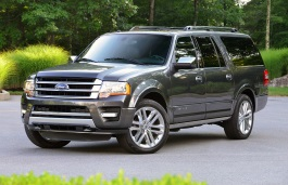 Ford Expedition III Restyling (U324) SUV
