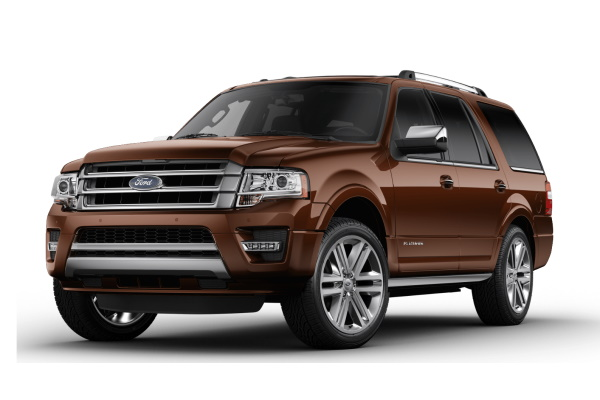 Ford Expedition U324 Facelift SUV