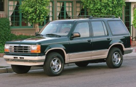 Ford Explorer UN46 SUV