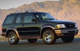 99 ford explorer sport bolt pattern