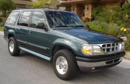 Ford Explorer UN105/UN150 SUV