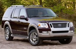 Ford Explorer U251 SUV