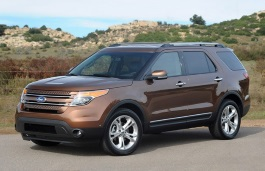 Ford Explorer Specs Of Wheel Sizes Tires Pcd Offset And Rims