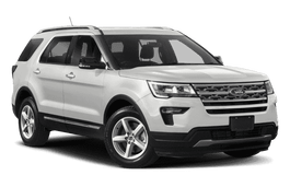 Ford Explorer U502 Facelift SUV