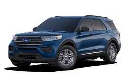 Ford Explorer U625 SUV