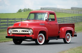 Ford F-100 I Pickup Regular Cab