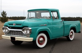 Ford F-100 II Facelift Pickup Regular Cab