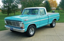 Ford F-100 IV Pickup Regular Cab