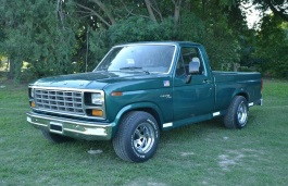 Ford F-100 VI Pickup Regular Cab