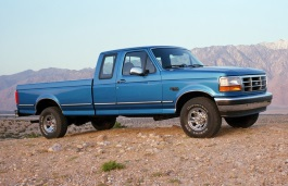 Ford F-150 IX Pickup Extended Cab