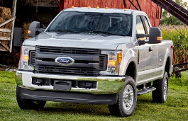 Ford F-150 XIII Facelift Pickup Extended Cab