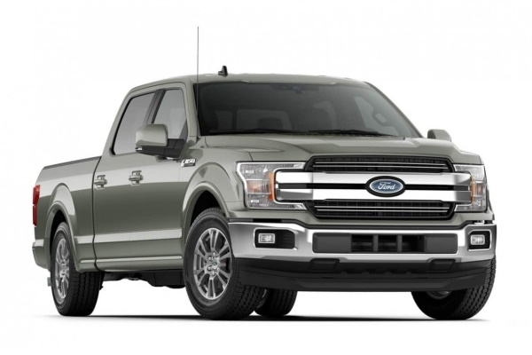 Ford F-150 XIII (P552) Facelift Pickup SuperCrew