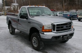 Ford F-250 I Super Duty Pickup Standard Cab
