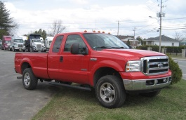 Ford F-250 I Super Duty Pickup Extended Cab