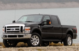Ford F-250 II Super Duty Pickup Crew Cab