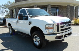 福特 F-250 II (P356) Super Duty Pickup Regular Cab