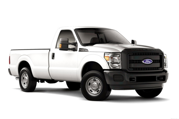 福特 F-250 III (P473) Super Duty Pickup Regular Cab