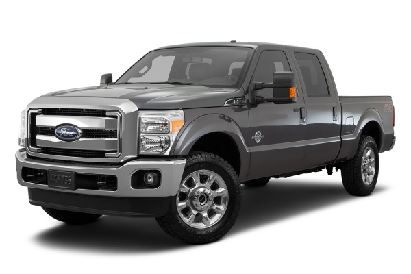 Ford F-250 III (P473) Super Duty Pickup Crew Cab