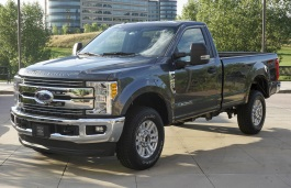 福特 F-250 IV Super Duty Pickup Standard Cab
