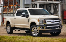 Ford F-250 IV Super Duty Pickup Crew Cab