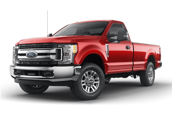 Ford F-250 IV (P558) Super Duty Pickup Regular Cab
