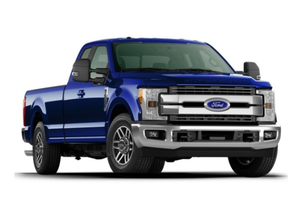 Ford F-250 IV (P558) Super Duty Pickup SuperCab