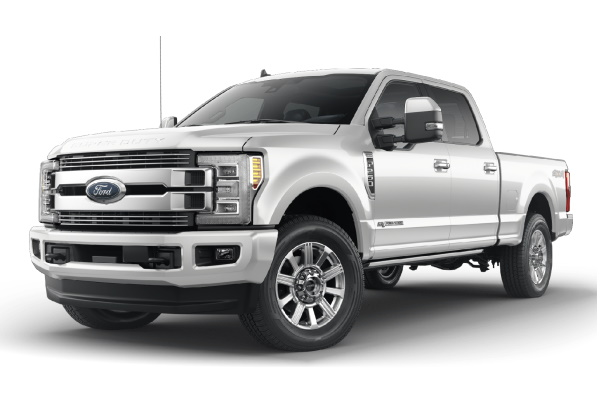 福特 F-250 IV (P558) Super Duty Pickup Crew Cab